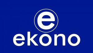 logo ekono navy